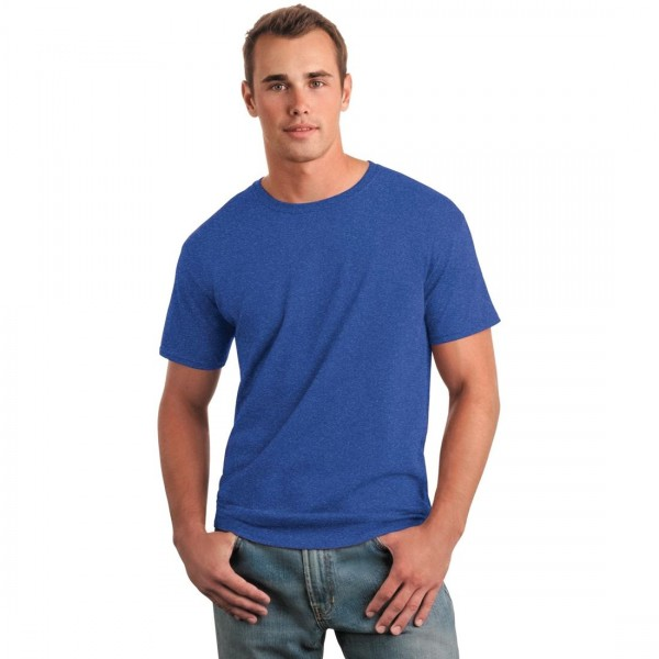 Gildan 64000 Softstyle Semi-fitted Adult T-Shirt Model Front