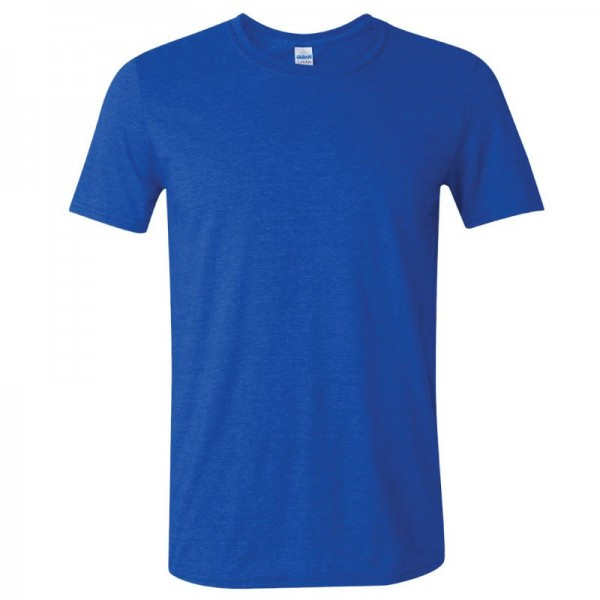 Gildan 64000 Softstyle Semi-fitted Adult T-Shirt Front