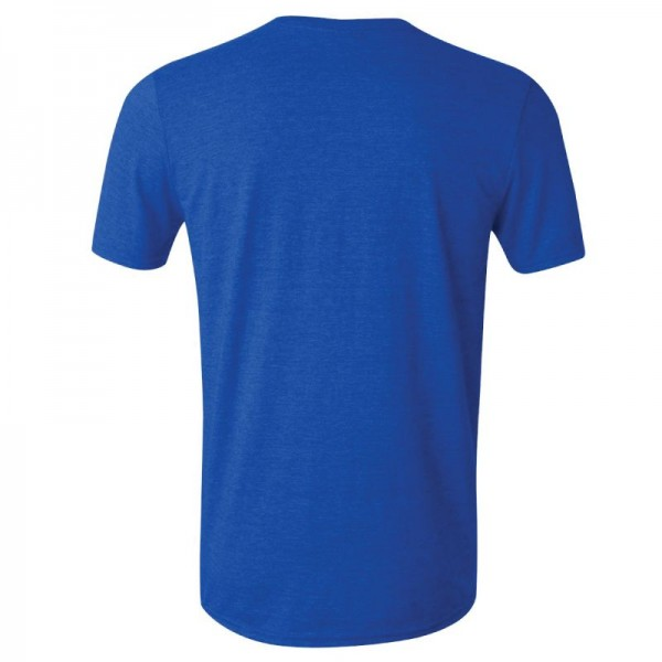 Gildan 64000 Softstyle Semi-fitted Adult T-Shirt Back