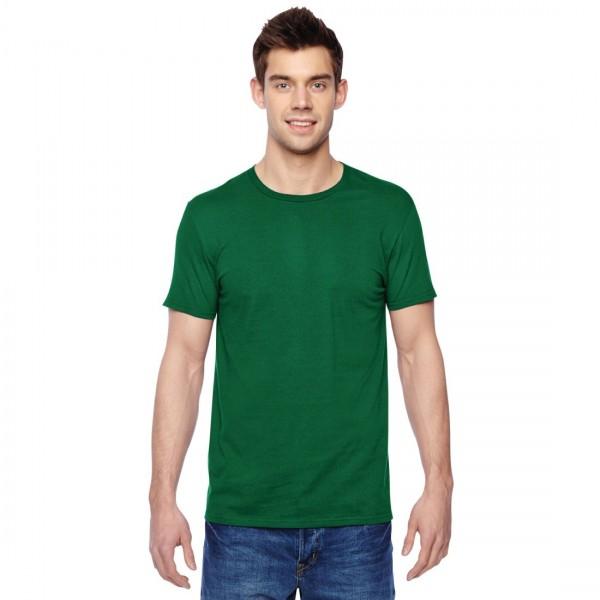Fruit of the Loom Sofspun Jersey T-Shirt Model Front