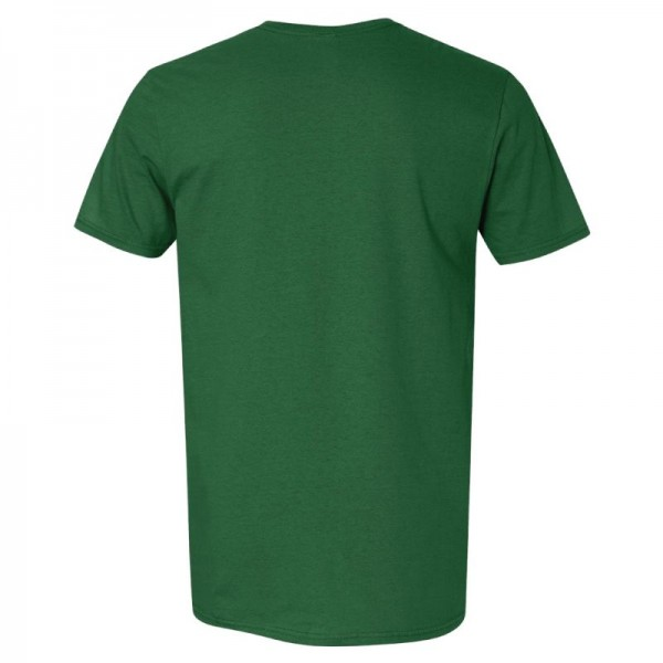 Fruit of the Loom Sofspun Jersey T-Shirt Back