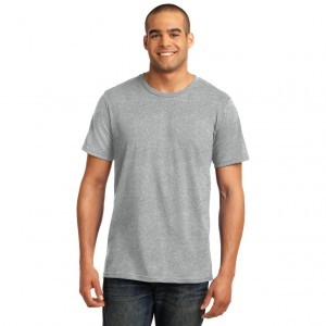 Anvil 980 Adult Lightweight T-Shirt Model Front