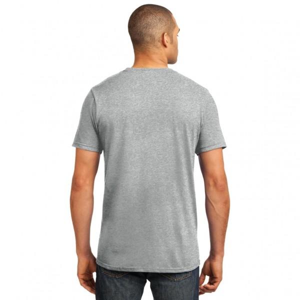 Anvil 980 Adult Lightweight T-Shirt Model Back