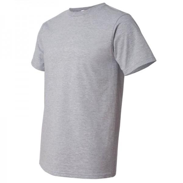 Anvil 980 Adult Lightweight T-Shirt Side