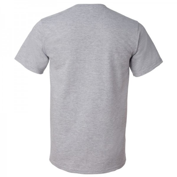 Anvil 980 Adult Lightweight T-Shirt Back