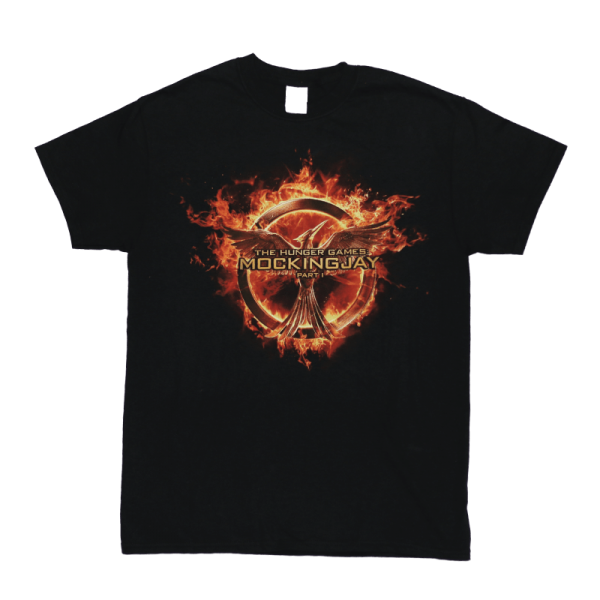 The Hunger Games Mocking Jay Part 1 T-Shirt