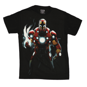Marvel Comic Iron Man T-Shirt