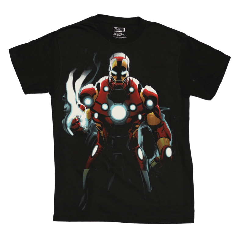 Marvel Comic Iron Man T-Shirt