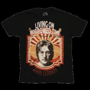 John Lennon Living on Barrowed Time T-Shirt