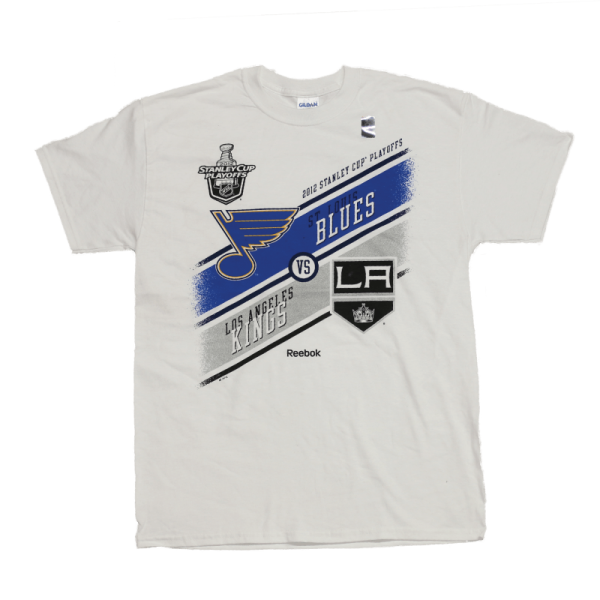 Kings vs Blue Stanley Cup Playoffs T-Shirt