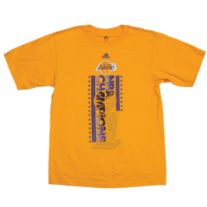 Los Angeles Lakers 2010 NBA Championship T-Shirt
